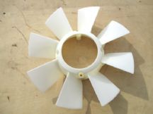 Radiator fan, for models with additional electric fan